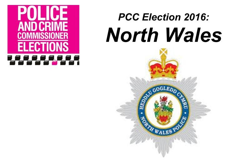 PCC Election 2016: North Wales
