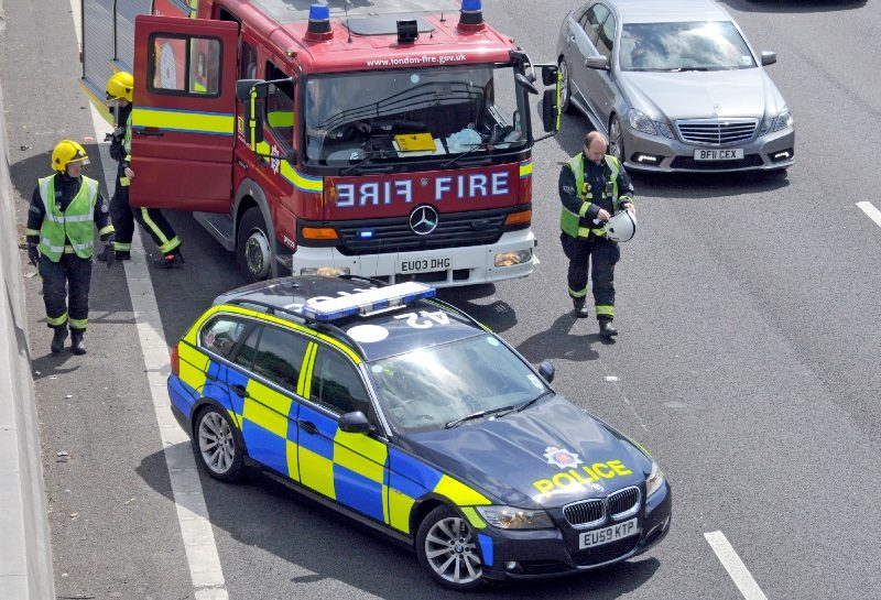 Police and Fire image