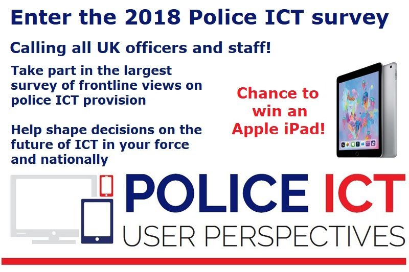 Police ICT Survey 2018
