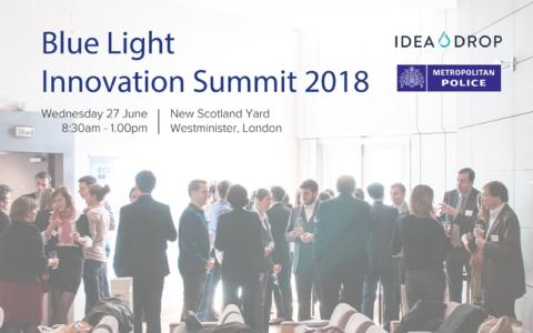 Blue Light Innovation Summit