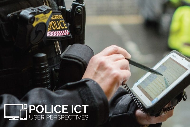 CoPaCC Police ICT User Perspectives Image