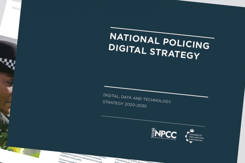 National Policing Digital Strategy