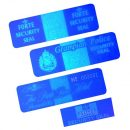 Covert UV Security Labels