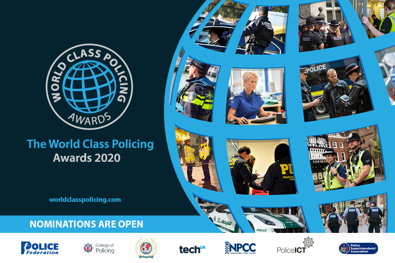 World Class Policing Awards 2020
