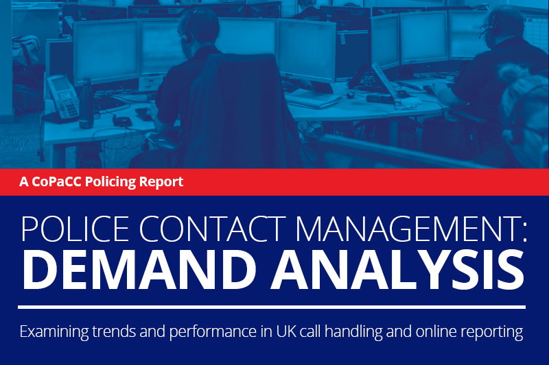 Police Contact Management: Demand Analysis