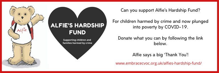 Alfie's Hardship Fund