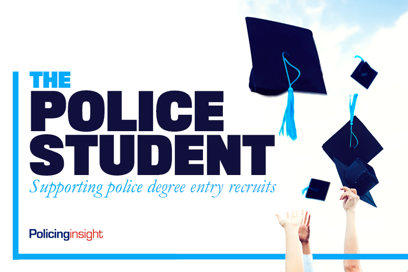 The Police Student