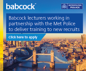 babcock metropolitan police peqf
