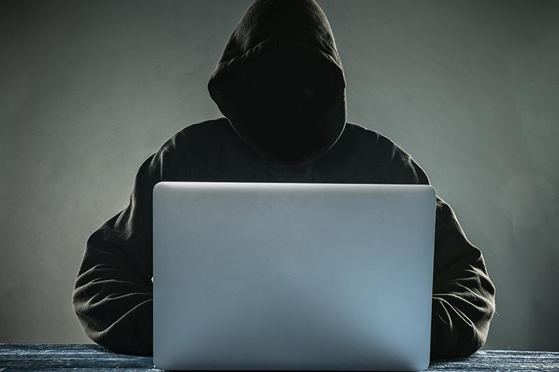 online hacker cyber crime