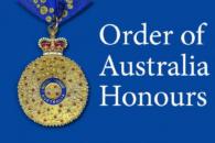 Order of Australia Honours