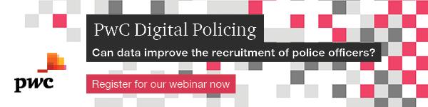 PwC Digital Policing event