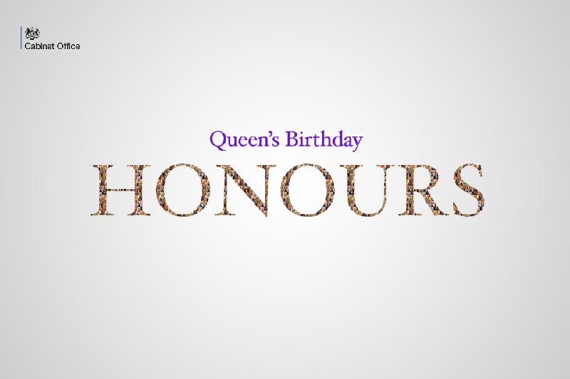 Queen's Birthday Honours 2021