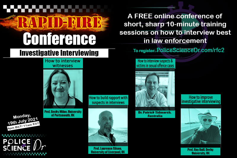 Rapid-Fire conference