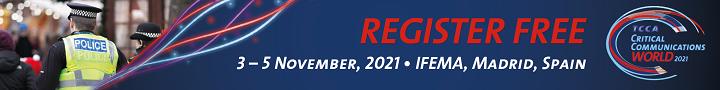TCCA Critical Communications World 2021