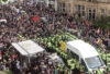 What happens to police legitimacy if public consent is withdrawn?